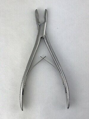 Symmetry Codman 53-1040 Adson Cranial Rongeur Straight 8mm Bite 8in 203mm Length