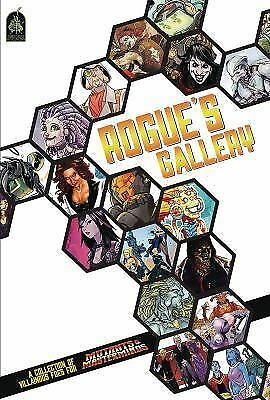 Mutants And Masterminds Rpg Rogues Gallery Sourcebook Hc (R (UK IMPORT) BOOK NEW