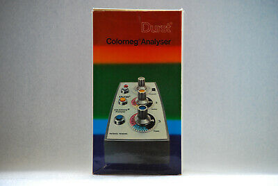 Durst ColorNeg Analyzer, photographic colour analyser for enlarger