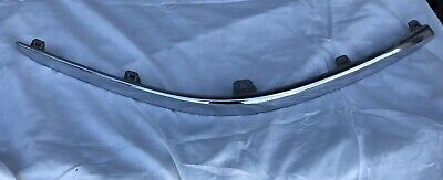 Rover 75 Drivers Side, Offside Front Bumper Chrome Trim,DPR100880