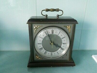 Vintage Metamec Mantel Clock With German Quartz Movement