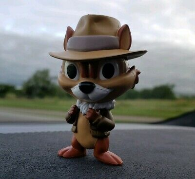 Funko Mystery Minis Disney Afternoon Cartoons Chip & Dale Rescue Rangers Chip