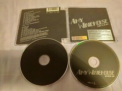 Amy Winehouse - Back To Black (2 CD 2007) Deluxe Edition - 19 Tracks -