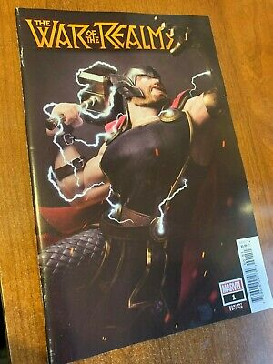 War of the Realms #1 Hugo Variant - No Reserve