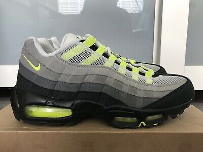 b334487c62 NIKE AIR MAX 95 Og Neon Sz 13 Ds 302214 171. 2001 Release - $399.99 ...