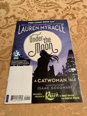 Under The Moon: A Catwoman Tale Free Comic Book Day FCBD 2019
