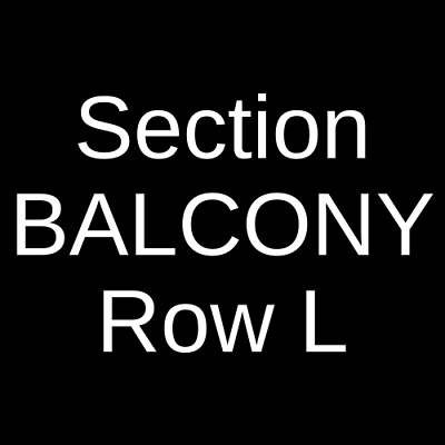 2 Tickets The Fab Faux 6/1/19 Hackensack Meridian Health Theatre Red Bank, NJ