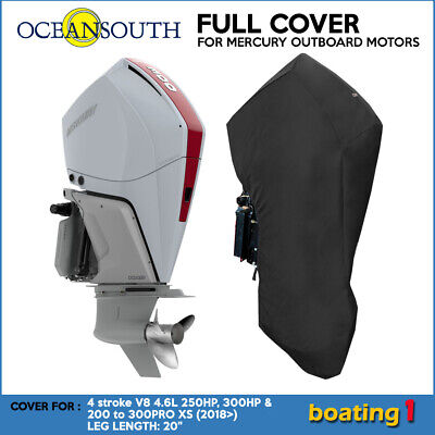 MERCURY OUTBOARD BOAT Motor Engine Full Cover 4 STR 4 CYL