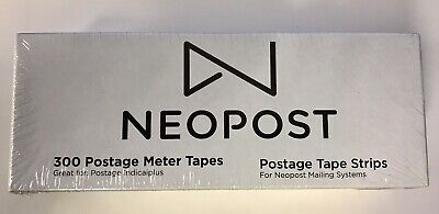 Neopost Postage Meter Tapes (4 Boxes)