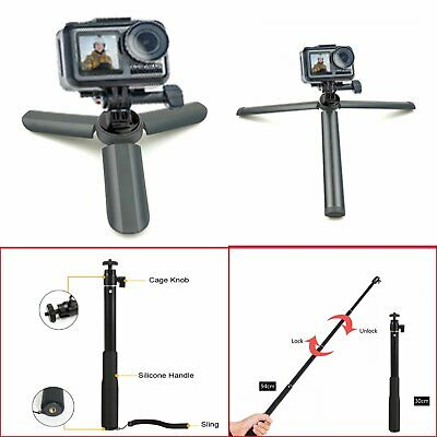 Mini/Metal Extension Rod Tripod Handheld Mount Fixed Bracket for DJI OSMO ACTION