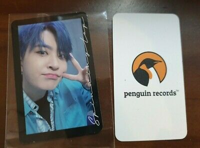Got7 - Spinning Top Youngjae Photo Card - 3