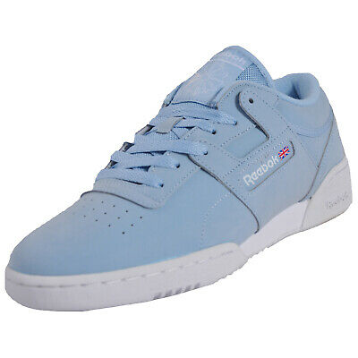 REEBOK CLASSIC WORKOUT Low Clean Mens Casual Classic Vintage