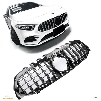 Grille Sport for Mercedes W177 A-CLASS PANAMERICANA AMG GT LOOK