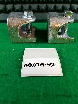 Eaton B-Line B444-3/8 Rod Support, Zinc Plated. 2 PIECES