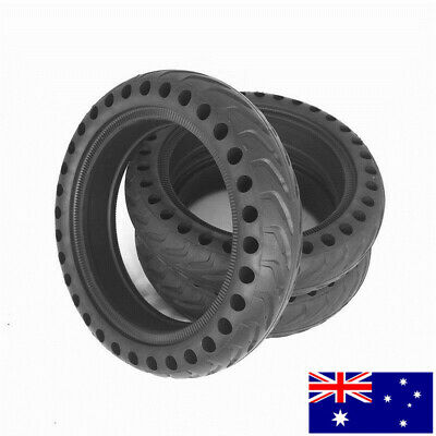 AU Solid Rubber Tyre Tires for Xiaomi Mijia M365 Electric Scooter 8 1/2x2