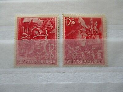 Germany Stamps  - Small Collection - E1