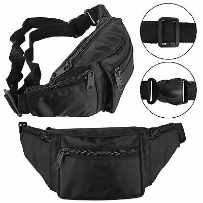 Metal Detecting Finds Basic Bum Bag in Black + FREE Pair of PU Gloves!