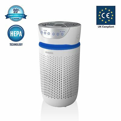 HoMedics Air Purifier – HEPA/Carbon Filter, Removes Allergens