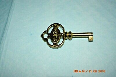 SLIGH door GRANDFATHER CLOCK Key set of 1