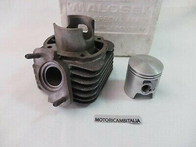 Honda  Hsc Sc 01 50 Scooter Kit Malossi Cilindro Cylinder D 47 Ghisa