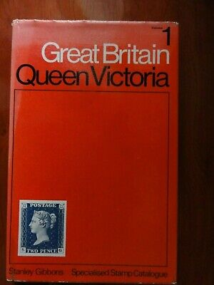 GB Queen Victoria Vol 1 specialised Catalogue Gibbons 4th Edition
