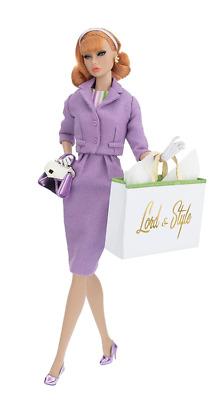 FR World At Her Feet Poppy Parker The City Sweetheart Collection NRFB