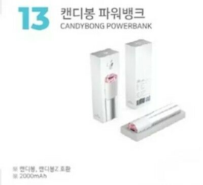 PRE-ORDER  ✨TWICE✨ TWICELIGHTS Candybong Power Bank -  Official Merchandise