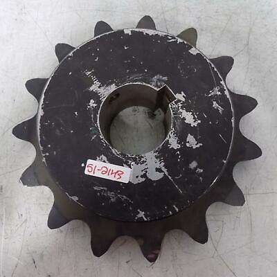 "Martin 15 Tooth 3-/7/16"" Bore Sprocket 160 B 15"