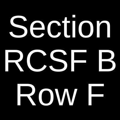 2 Tickets REO Speedwagon 9/25/19 St. George Theatre Staten Island, NY