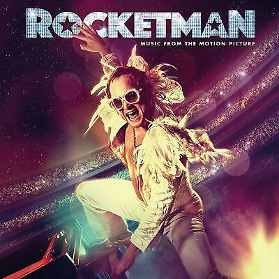 ROCKETMAN OST - Elton John Taron Egerton [CD] Sent Sameday*