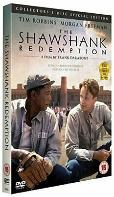 The Shawshank Redemption [DVD][Region 2]