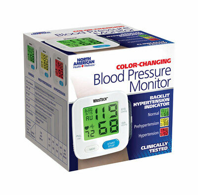 North American Health + Wellness  As Seen On TV  Automatic  Blood Pressure Monit