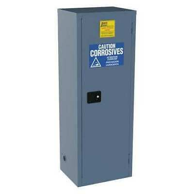 JAMCO CK24 Corrosive Safety Cabinet, 24 gal., Blue
