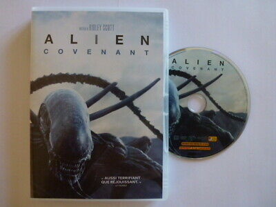 Alien Covenant (2017) - DVD