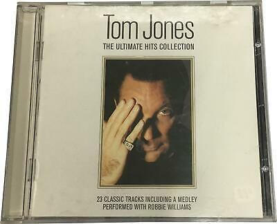 PRE-OWNED 1998 London Records 90 Tom Jones The Ultimate Collection CDs AMB32