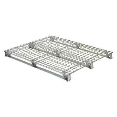 VESTIL WMP-4048 Galvanized Welded Wire Pallet 40 x 48""