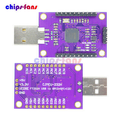 CJMCU FT232H MULTIFUNCTION High-Speed USB to JTAG UART/ FIFO