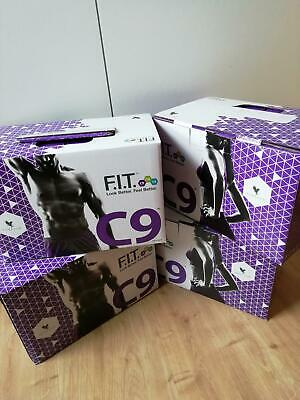 Forever Living Clean 9 - New C9 Vanilla and Chocolate Flavour- Weight Loss Kits