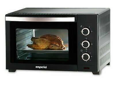 Emperial Mini Oven 30L Table Top Cooker Grill Baking Cooking Roast Wire Rack