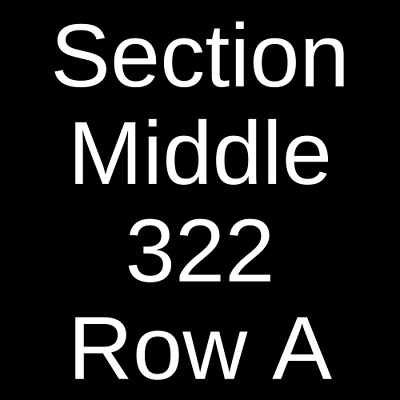 4 Tickets Celine Dion 10/4/19 Centre Bell Montreal, QC