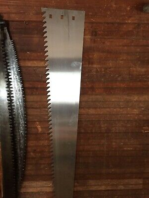 top quality new pit saw (pitsaw), made in sheffield england. 7' 1 tpi