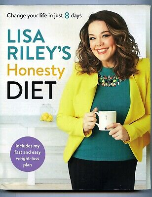 Lisa Riley's Honesty Diet. Lisa Riley. PB