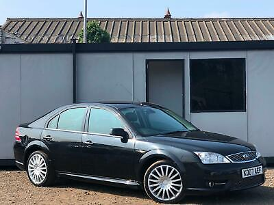 * 2007 FORD MONDEO ST 2.2 TDCi + 8 SERVICE STAMPS + ONLY 2 OWNERS *
