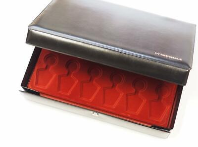 Coin Tray Cabinet SCHULZ Coin/ Medal Storage Box 4-6 Trays Collection Holder