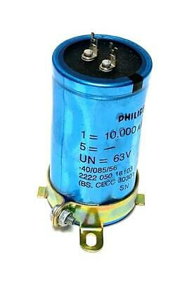 Philips 47000uF16V 85C 40x56 2222-0515547 snap-in Electrolytic Capacitor Lot2pcs
