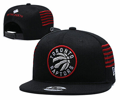 bf12fd91ef53a3 New Toronto Raptors New Era 9FIFTY WE THE NORTH Snap Back Hat Black/Red