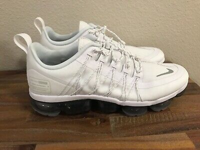 84a40ffab3 Nike Wmns Air Vapormax Run Utility White Reflect Running Shoes AQ8811-100  Sz 11