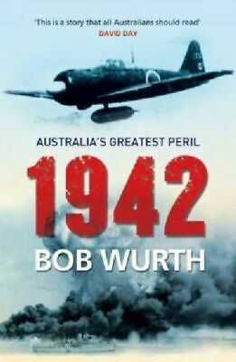 NEW 1942 By Bob Wurth Paperback Free Shipping