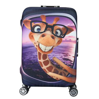 Elastic Luggage Protective Cover Trolley Suitcase Protect Bag Case Size L