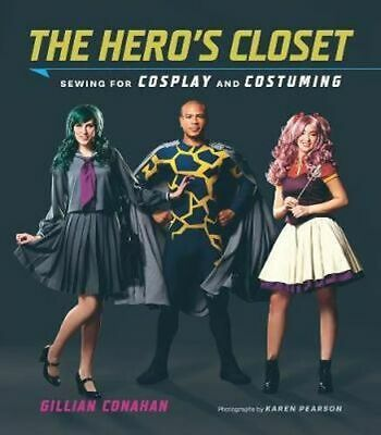 NEW Hero's Closet By Gillian Conahan Paperback Free Shipping